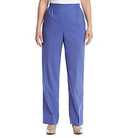 Alfred Dunner® Cyprus Short Pull On Pants