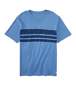 Polo Ralph Lauren® Boys' 8-20 Short Sleeve Striped Tee