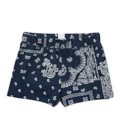 Polo Ralph Lauren® Girls' 7-16 Bandana Shorts