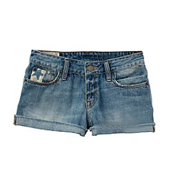 Polo Ralph Lauren® Girls' 7-16 Jean Shorts