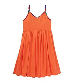 Ralph Lauren Childrenswear Girls' 2T-6X Swing Dress