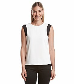 Marc New York Woven Top