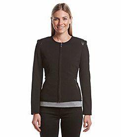 Marc New York Stretch Mesh Jacket