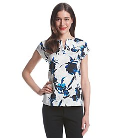 Ivanka Trump® Floral Top