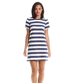 G.H. Bass & Co. French Terry T-Shirt Dress