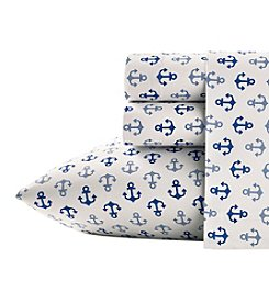Poppy & Fritz Anchors Sheet Set