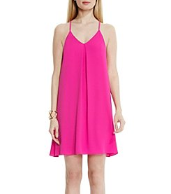 Vince Camuto® Invert Pleat Tank Dress