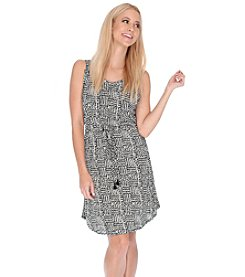 Lucky Brand® Waist Tie Knit Dress