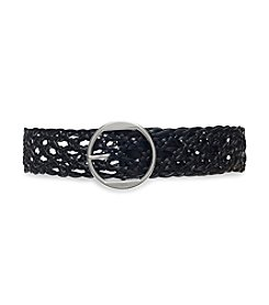 Lauren Ralph Lauren® Open Weave Braid Belt