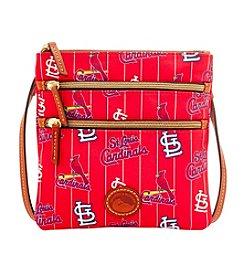 Dooney & Bourke® MLB® Cardinals Triple Zip Crossbody