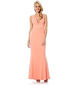 Laundry by Shelli Segal Mermaid Gown