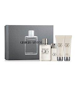 Giorgio Armani Acqua Di Gio Gift Set (A $156 Value)