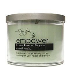 A Cheerful Giver Empower Aromatherapy Candle