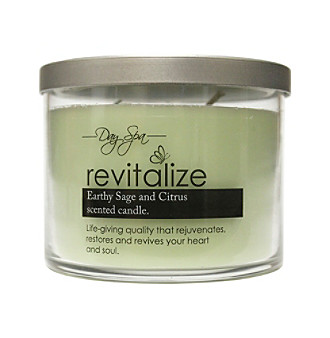 A Cheerful Giver Revitalize Aromatherapy Candle