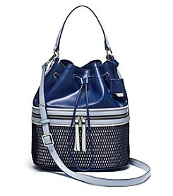 Nine West® Hot Mesh Bucket Bag
