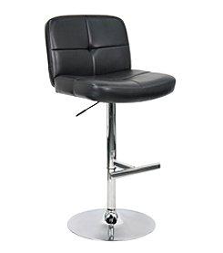 Whalen Furniture Harris Gas-Lift Bar Stool