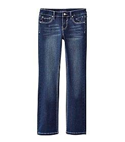 Vigoss® Girls' 7-16 Classic Bootcut Jeans