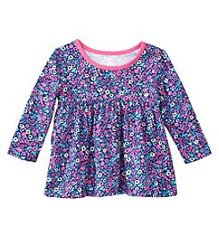 Mix & Match Baby Girls' Long Sleeve Floral Babydoll Top
