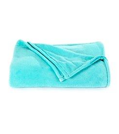 LivingQuarters Aqua Spirit Micro Cozy Blanket