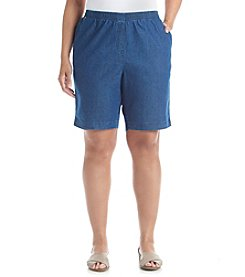 Breckenridge® Plus Size Denim Shorts