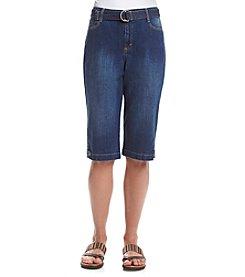 Bandolino® Denim Brady Skimmer Capri Pants