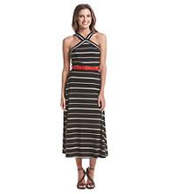 Tommy Hilfiger® Striped Halter Dress