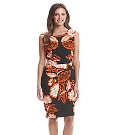 Tommy Hilfiger® Floral Sheath Dress