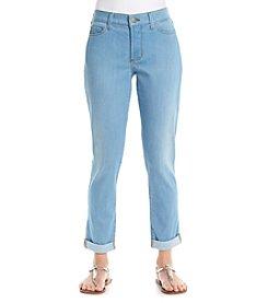 NYDJ® Petites' Annabelle Skinny Boyfriend Jeans