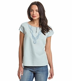 Vintage America Blues™ Embroidered Top