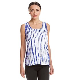 Marc New York Performance Super Wash Tie-Dye Tank