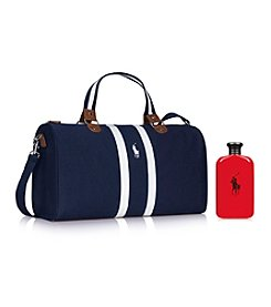 Ralph Lauren® Polo Red And Duffle Bag Gift Set