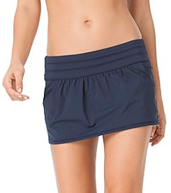 Anne Cole® Core Solid Swim Skirt