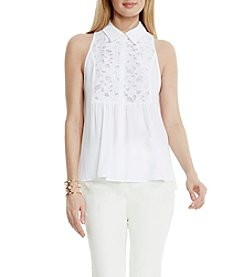 Vince Camuto® Collared Blouse