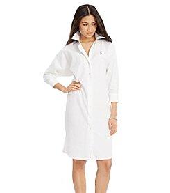 Lauren Ralph Lauren® Linen Shirtdress