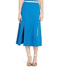 Lauren Ralph Lauren® Crepe A-Line Skirt
