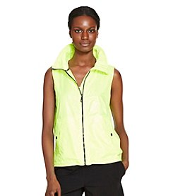 Lauren Active® Full-Zip Mockneck Jacket