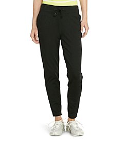 Lauren Active® Straight-Fit Drawstring Pants