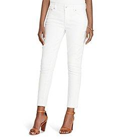 Lauren Jeans Co.® Skinny-Fit Cropped Pants