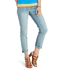 Lauren Jeans Co.® Cropped Premier Stretch Jeans