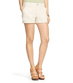 Lauren Jeans Co.® Cotton Twill Short