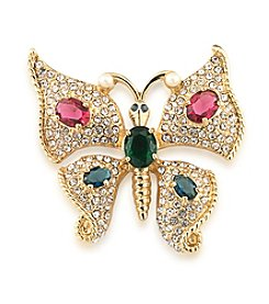 Carolee® Fly Away With Me Pin