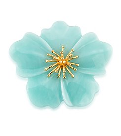 Carolee® Blooming Blues Pin