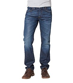 Silver Jeans Co. Men's Allan Classic Slim Jeans