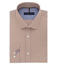 Tommy Hilfiger® Men's Gingham Long Sleeve Dress Shirt