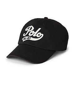 Polo Ralph Lauren® Men's Classic Sport Cap With Leather