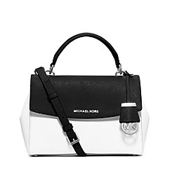 MICHAEL Michael Kors® Ava Small Leather Satchel
