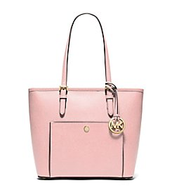 MICHAEL Michael Kors® Jet Set Medium Snap Pocket Tote