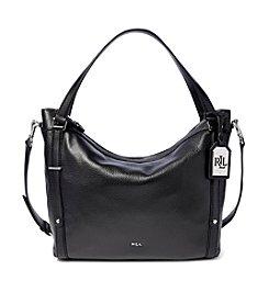 Lauren Ralph Lauren® Felicity Leather Hobo