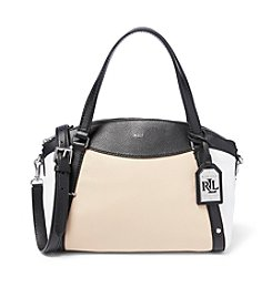 Lauren Ralph Lauren® Falan Leather Satchel