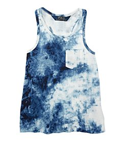 Polo Ralph Lauren® Girls' 2T-6X Tie Dye Tank